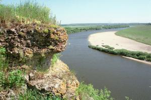 Поход на байдарках по Сосне и Дону 2003