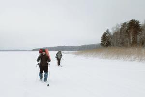 Лыжный поход по Селигеру 2019